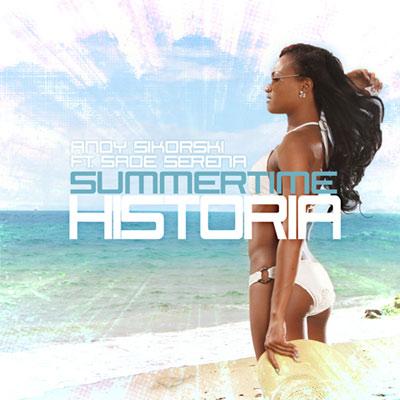 Andy Sikorski ft. Sade Serena - Summertime Historia